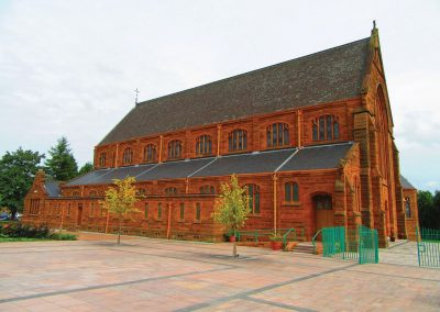 Motherwell Cathedral Scotland