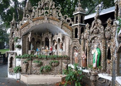 Our Lady of Carmel Grotto 36 Amity Street Staten Island NY USA