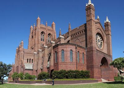 Sacred Heart Cathedral Newcastle Australia